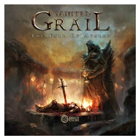 Tained Graill the fall of avalon