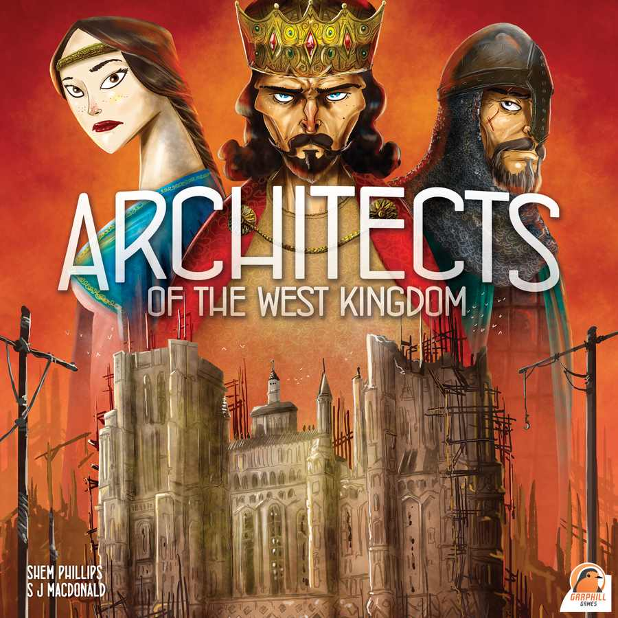 Architects Of west kingdom