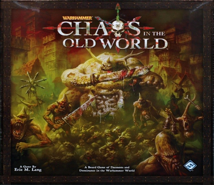Chaos in the old world بردگیم