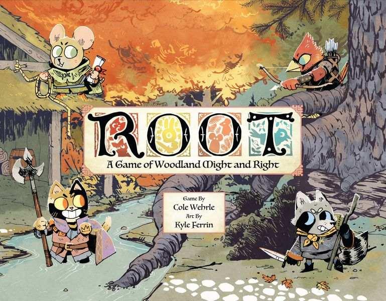 Cover root