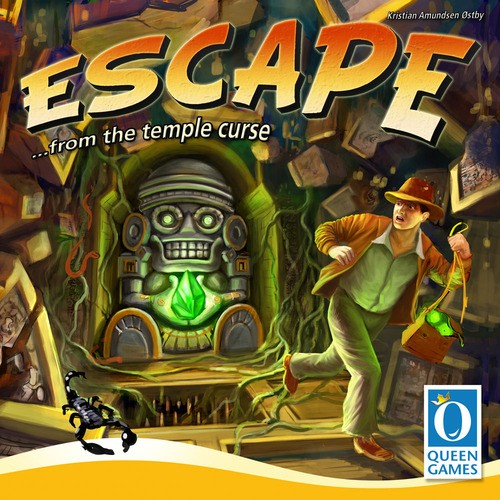 Escape trom the temple curse