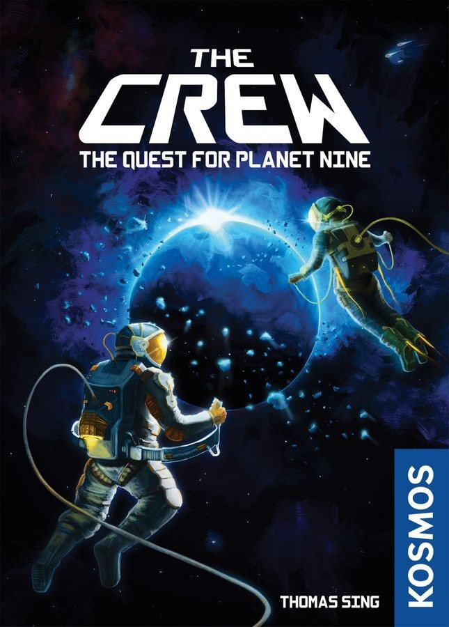 The Crew The Quest for Planet 9
