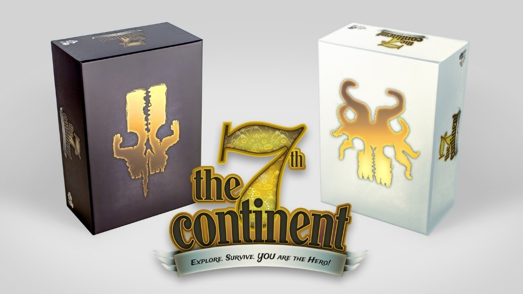 The 7th Continent بردگیم