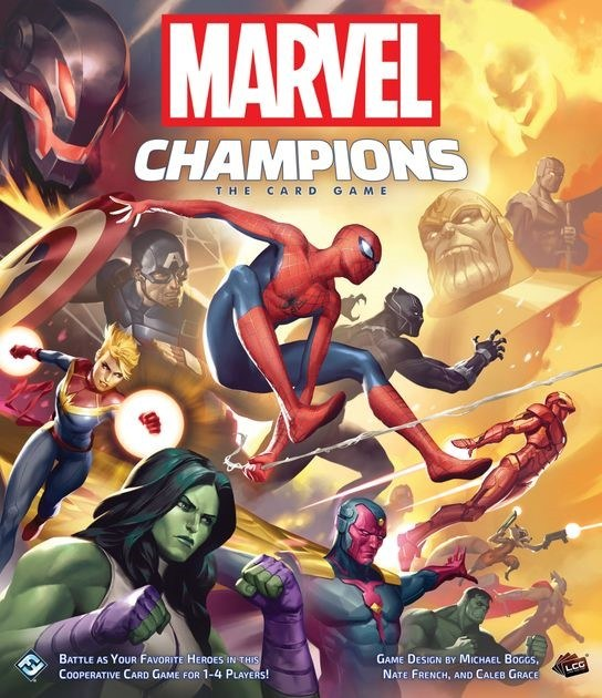 Marvel champion
