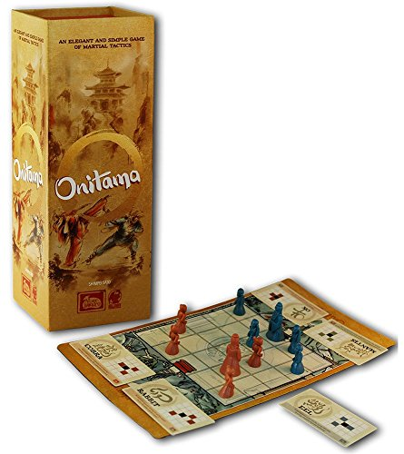 onitama board game