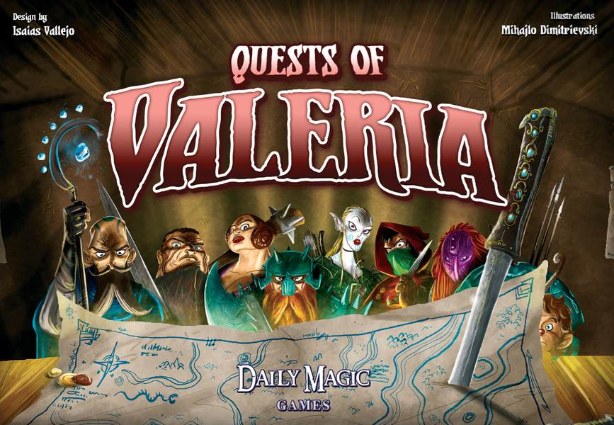 quest of valeria